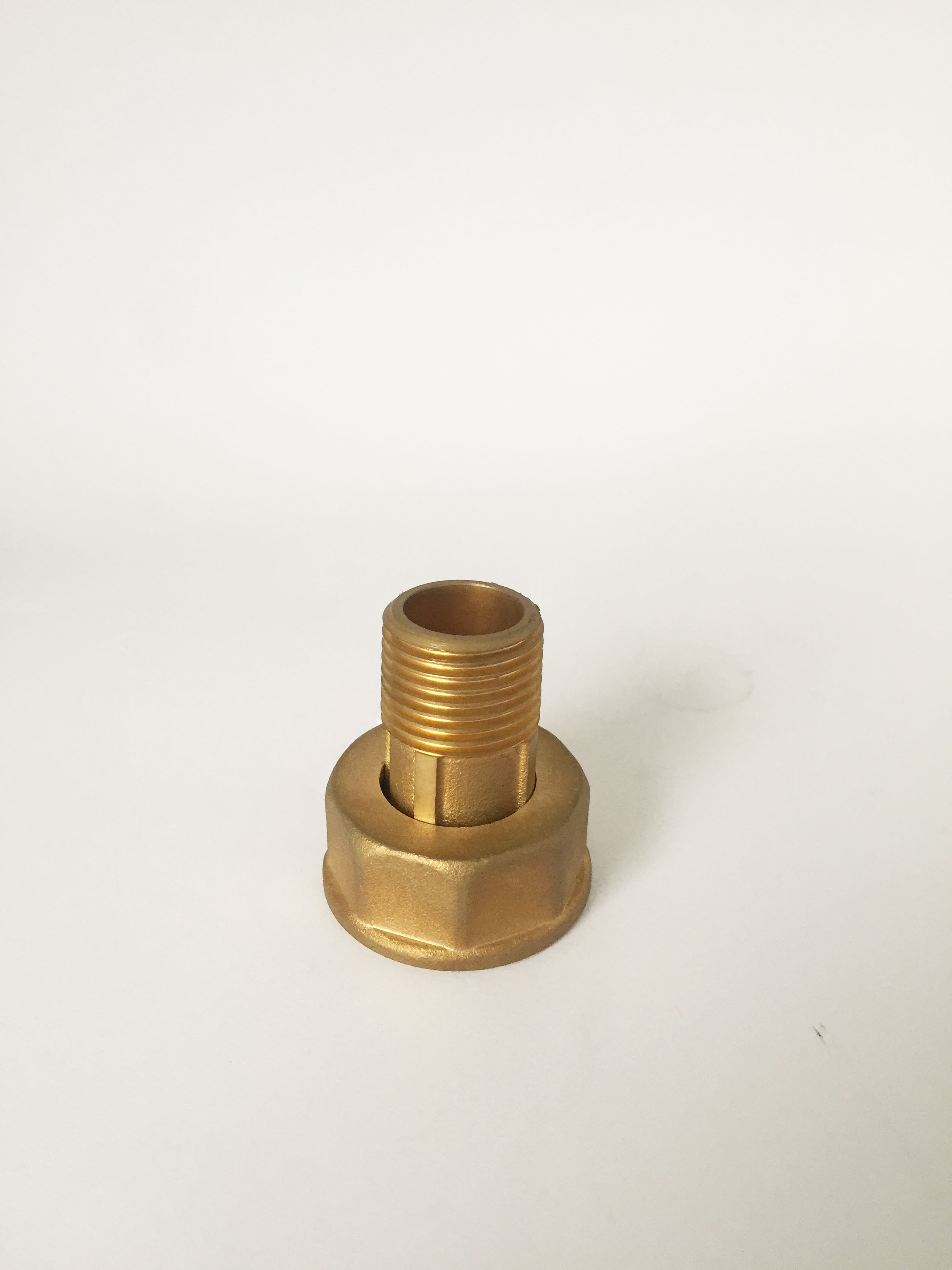 黄铜表接头R1/2